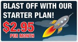 LunarPages Starter Plan